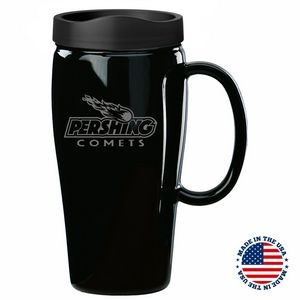 16 Oz. Statesman™ Travel Mug - Made in the USA