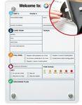 Custom Magnetic Communication Boards - No Mounts (12