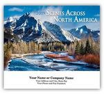 Custom Scenes Across North America Wall Calendars