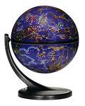 Custom Educational Celestial Wonder Globe w/ Constellations & 2 Axes