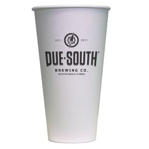 20 Oz. Insulated Paper Cups - The 500 Line