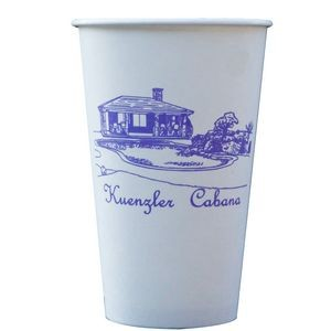 16 Oz. Hot/Cold Paper Cups - The 500 Line