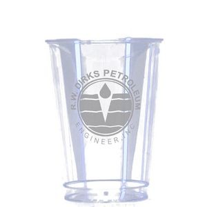 7 Oz. Tumbler - Clear & Classic Crystal® Cups - The 500 Line