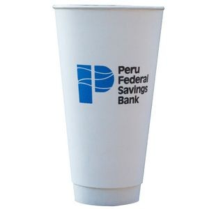 24 Oz. Insulated Paper Cups - The 500 Line