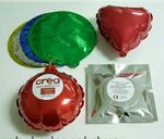 Custom Mylar Self Inflatable Balloons/ Shapes (Standard Color & Shape)