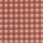 Custom RED KRAFT GINGHAM Sheet Tissue Paper