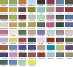 Custom Solid Colored Tissue Paper (20
