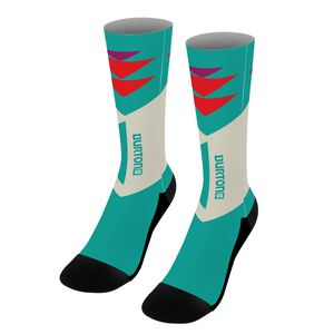 Dye Sublimated Socks