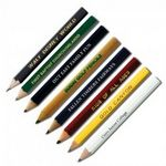 Custom Hex Golf Pencil