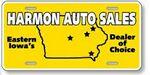 Custom Standard License Plates-.015