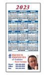 Custom Calendar Magnet - Square Corners (2