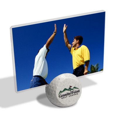 Golf Ball Picture Frame