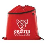 Custom Large Robin Drawstring Sportspack