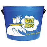 Custom 64 Oz. Sand Pail (Silkscreen)