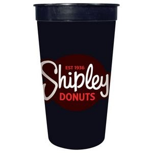 Solid 32oz Stadium Cup