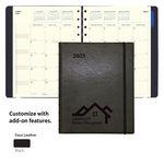 Custom Large Filofax Monthly Planner