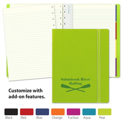Refillable Letter Notebook by Filofax®