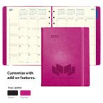Custom Medium Filofax Monthly Planner