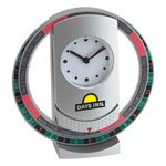 Custom Revolving Calendar Clock