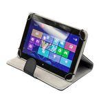 Custom Braeburn Slim Leather Adjustable Case for iPad Mini