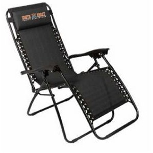 Gravity Adjustable Outdoor Folding Chair