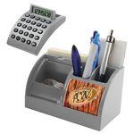 Custom Desk Caddy w/ Removable Calculator