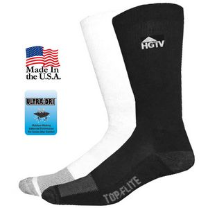 Top-Flite Ultra-Dri Crew Socks