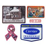 Custom Full Color Sublimated DigiPrint Patches (2