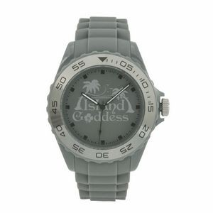 Beach Gray Sport Watch