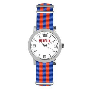 Pedre Spirit Watch (Red/Blue Strap)