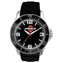 Unisex Pedre Sport Watch (Black Dial)