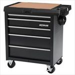 Custom 5-Drawer Project Center with Power