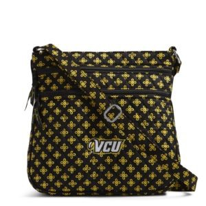 Vera Bradley Triple Zip Collegiate Hipster Bag (VCU)