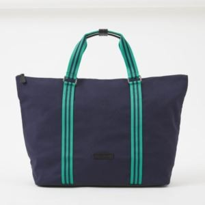 Tom Zipper Tote - Canvas - Midnight Navy