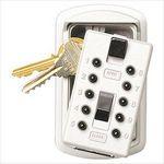 Custom KeySafe Original Slimline - White