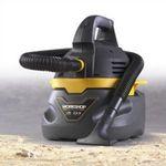 Custom Portable Wet/Dry Vac - 2.5 Gallon 1.75 Peak HP