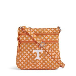 Vera Bradley Triple Zip Collegiate Hipster Bag (Tennessee)
