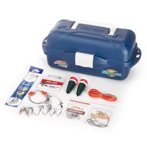 41 Piece Go Fish Tackle Box Kit