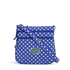 Vera Bradley Triple Zip Collegiate Hipster Bag (Florida)