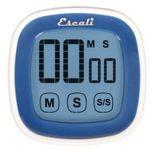Custom Touch Screen Digital Timer - Blue