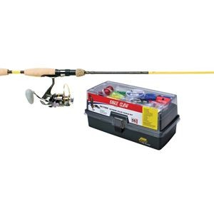 Freshwater Powerlight Spinning Package