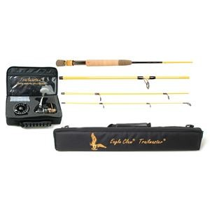 Trailmaster Rod & Reel Combo
