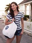 Custom Nautical Reversible Bag