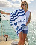Custom Monto Carlo Beach Towel