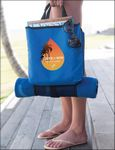 Custom Saddle Bag Cooler & Tote Bag