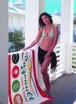 Custom Frame It! Beach Towel (Ultra Size)