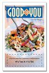 Custom Good For You Cookbook