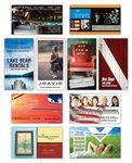 Custom 25 Mil Laminated Business Card Magnet w/Square Corners