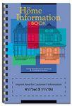 Custom Home Information Book