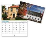 Custom Welcome Home 13 Month Mini Custom Photo Appointment Wall Calendar